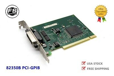 USA Aligent / hp 82350B Pci-Gpib Interface Carte 82350-66511 Test A Garantie