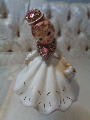 """Josef Originals California """"December"""" girl from the """"Doll of the month"""" series"""