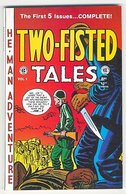 EC Annuals: Two-Fisted Tales: Vol. 1
