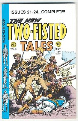 EC Annuals: The New Two-Fisted Tales: Vol. 5