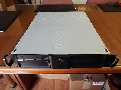 Dell Powervault 114T - Tape Backup Rack Enclosure Storage