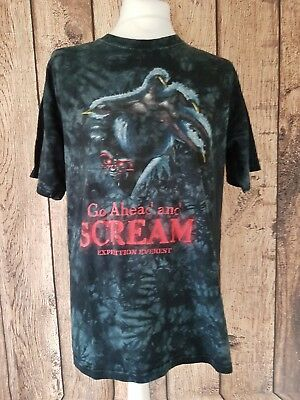 Official Walt Disney World T Shirt Expedition Everest Large 46 Chest