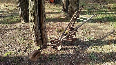 Antique Horse Drawn Plow