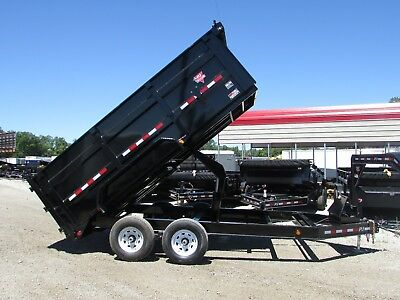 Pj 14' Heavy Dump Trailer W/4' Solid Sides *on Sale Now @ Dr Trailer Sales *save