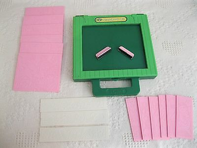 Vintage Tomy Cabbage Patch Storybook Tracing Kit W/carry Case - 1982