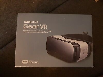 Samsung Gear VR weiß - VR Brille - Virtual Reality Brille - in weiß - SM-R322