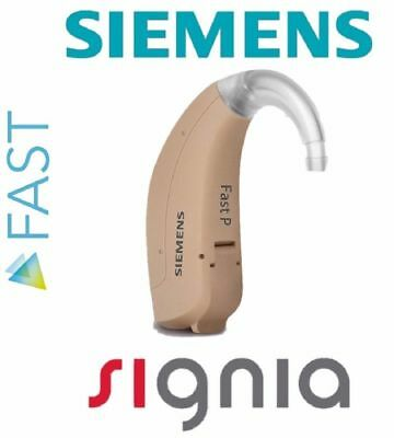 Siemens Touching FAST P Digital Hearing Aid BTE Ear Aids HIGH-POWER CA