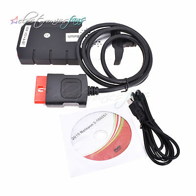 2015R3 Car Truck OBD Diagnostic Scanner Kits CDP Bluetooth USB For DS150E