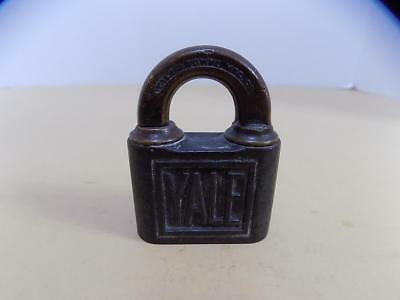 Vintage Yale & Towne Mfg Padlock with 2 Keys