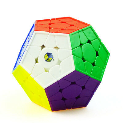 Yuxin Little Magic 3x3x3 Megaminx Cube Speed Cube Professional Twist Puzzles Toy