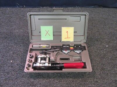 Jasco-Wolco J3Ce01801 Cuttig Flaring Tool Kit Hand Pipe Military New