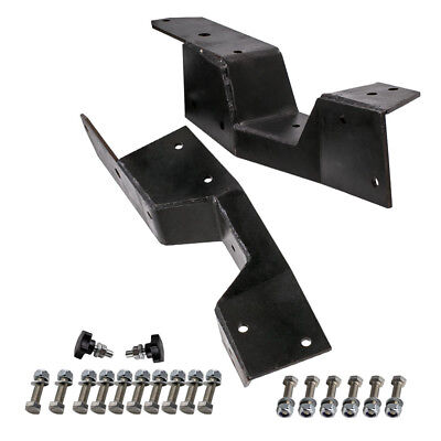 1973-1987 CHEVY C10 And Gmc Truck Rear Frame C Notch Kit Bolt In ...