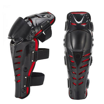 Adults Knee Armor Protector Guard Pads For Bike Motorcycle Motocross Racing