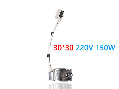 220V 150W Heating Element Band Heater For Plastic Injection Machine 30x30mm USA