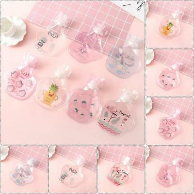 1PC Hand Warmer Soft Mini Crystal Thick Hot Water Bag Water Heating Bag