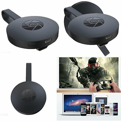 MiraScreen G2 1080P Wireless WiFi TV Media Gaming Streamer HDMI Dongle Receiver