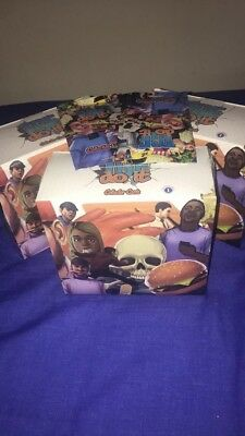 TGF DO IT CARDS - 1 Pack of 10 CARDS - Edition 1 Booster Pack *RARE* - CHILDISH