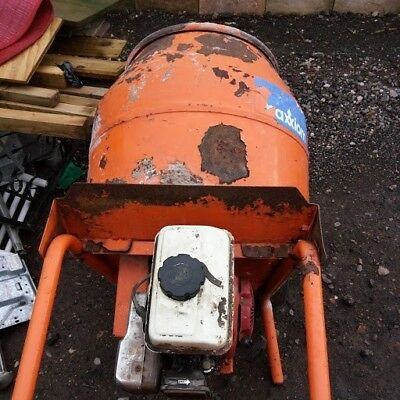 Honda Belle 150 cement mixer