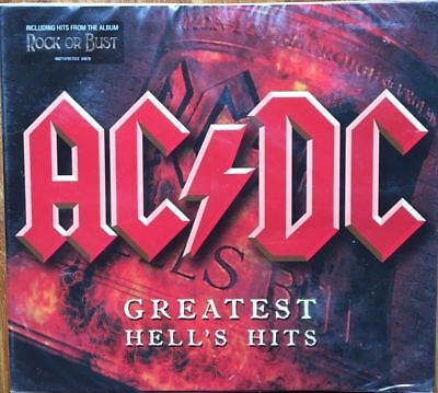 2CD AC/DC Greatest HELL'S HITS Collection [Same Day FREE Shipping]