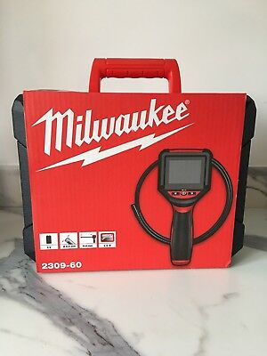 Milwaukee Inspection Camera 2309-60 Alkaline Inspection Camera