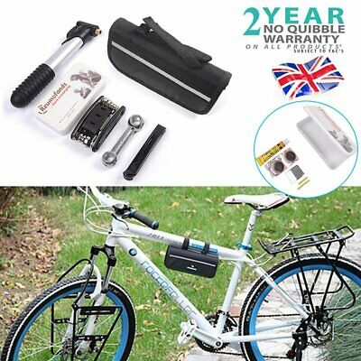 Bicycle Cycling Puncture Bike Multi Function Spanner Wrench Repair Tool Kit Set
