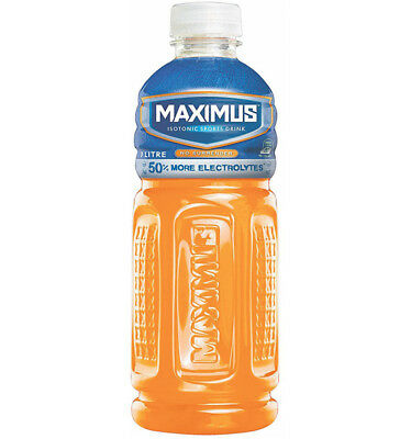 Mountain Fresh Orange Plus 400ml x 12