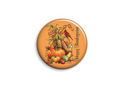 Naissance - Thanksgiving-1 - Badge 25mm Button Pin