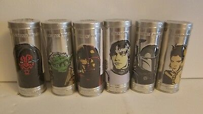 Star Wars 2005 Burger King Watches unopened collectible unopened lot of 13