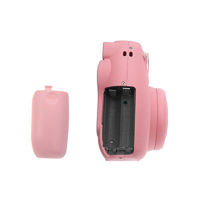 Fujifilm Instax Mini 8/Mini 9 Instant Camera Battery Door Cover Replacement-Pink