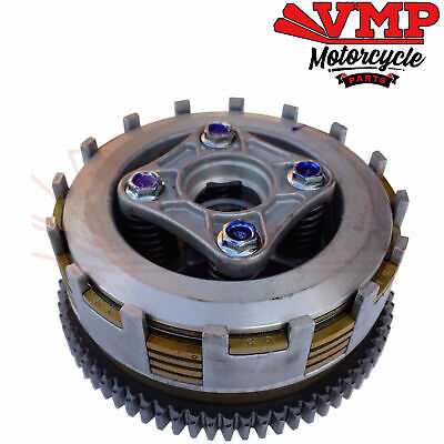 Skyjet SJ125-27 Complete Clutch Plate Assemble with Basket Springs 4 Spring Type