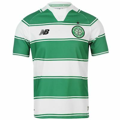 Celtic Maillot de Football Maison New Balance Enfants 100% Produit Officiel