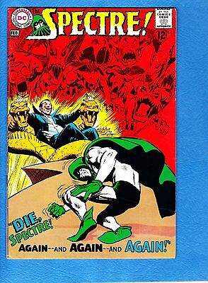 Spectre #2,1968,FN+ 6.5,Neal Adams cover and art