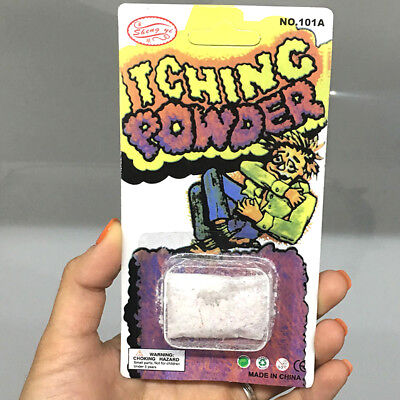 2Bag Kid Itching Powder Packages Prank Joke Trick Gag Funny Joke Trick Magic YZ