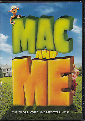 Mac and Me (DVD, 2005) New
