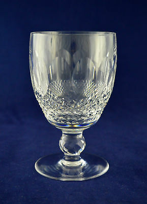 """Waterford Crystal """"COLLEEN"""" 10oz Wine Goblet – 13cms (5-1/4″) Tall"""