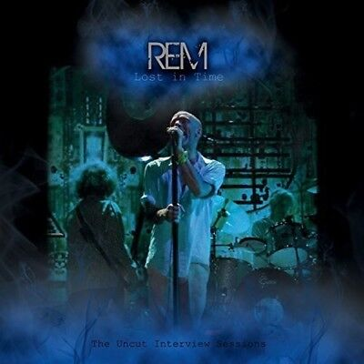 Lost In Time: The Uncut Interview Sessions - R.E.M. (2015, CD NEU)