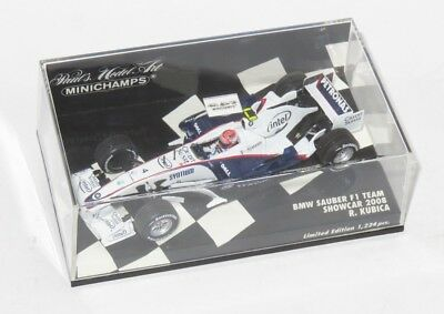 1/43 BMW Sauber F1 Team  2008 Season Showcar  Robert Kubica