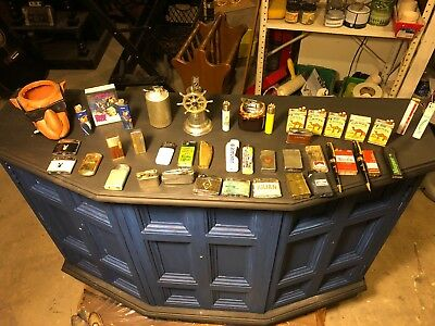 *vintage Lighter Lot~Rolex~Ronson~Zippo~Playboy & More!!