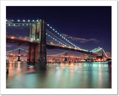 New York City Manhattan Art Print Home Decor Wall Art Poster - C