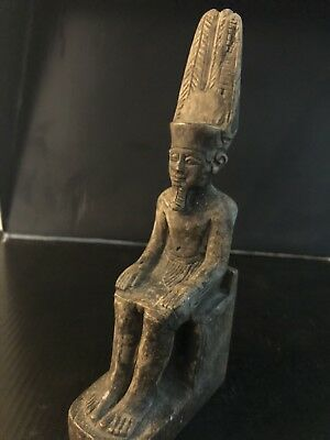 Rare Ancient Egyptian Amenhotep III (c. 1391–1353 BC).