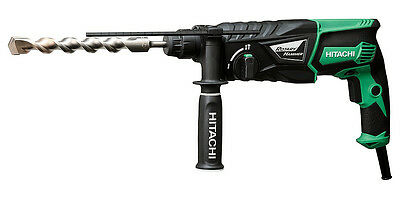 Hitachi Perforateur Réversible Coup 3J Sds Plus Perceuse Battant Ciment 830W