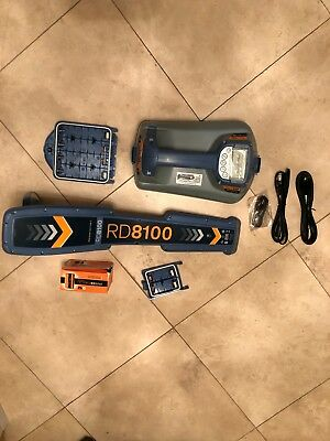 radiodetection- RD8100. Brand New Never Been Used.