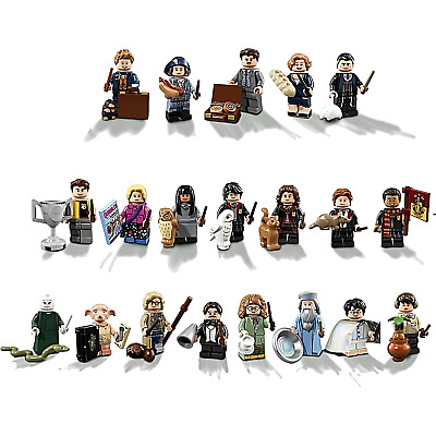 Lego Harry Potter Fantastic Beasts Series Minifigures 71022 - Complete Set of 22