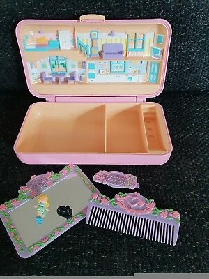 Polly Pocket 1990 Pretty Hair Playset
