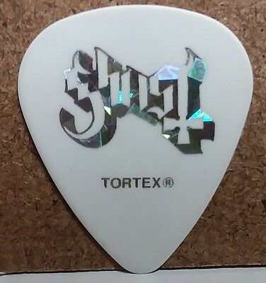 GHOST GUITAR PICK, DRUM STICKS, SET LIST for ACT 1 & ACT 2, Backstage prod memo