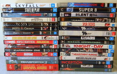 Region 4 DVDs. Perfect condition. Includes 2 Series. Shaka Zulu and Misfits.