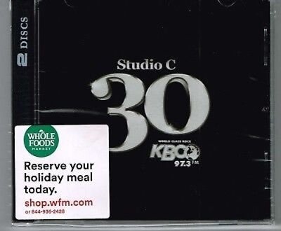 KBCO Studio C 30th Anniversary CD ~ NEW & SEALED, SOLD OUT ~ 2 Disc Set