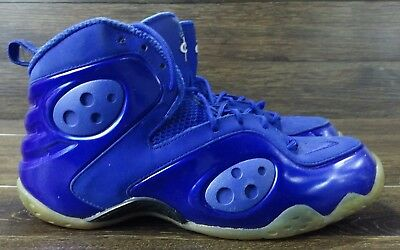 51646d005b129 Nike Zoom Penny Rookie Basketball Sneakers SZ 9.5 Memphis Blue 472688 403