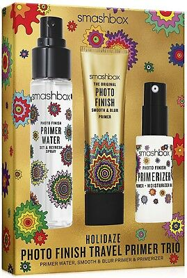 Holidaze Photo Finish Travel Primer Set, Smashbox,