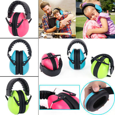 Baby Kids Child Ear Muff Defenders Noise Reduction Comfort Earmuff Protection